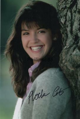"Phoebe Cates Genuine signed 12x8"" photograph"