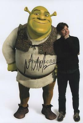 """Mike Myers """"Shrek"""" Genuine Autographed 12x8inch photograph"""