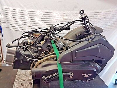 Lexmoto Dart 125  Engine Motor Assembly Complete Carb Wheel Exhaust Airbox  2015