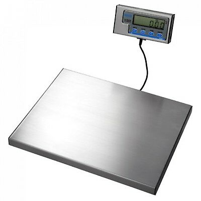Brecknell Ws60 Stainless Platform Digital Bench Scales 60Kg