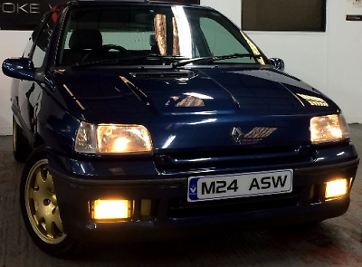 Renault Clio Williams 2. Low Mileage Immaculate Condition!