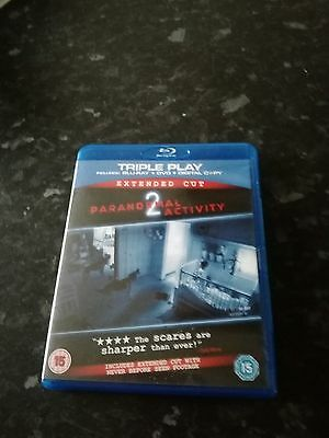 Paranormal Activity 2: Extended Cut Blu-ray (2011) Katie Featherston