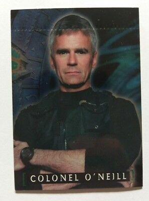 Stargate SG-1 SG1 Trading Cards Fanclub Exclusive FC1 Colonel O'Neill VHTF