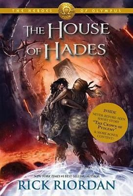 NEW The House of Hades : Heroes of Olympus By Rick Riordan Paperback