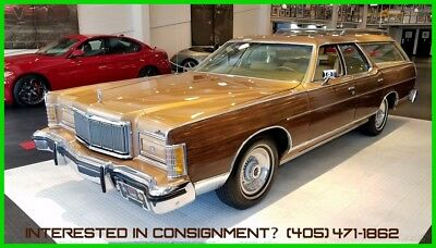 1978 Mercury Grand Marquis Colony Park 1978 Colony Park Used Automatic Wagon