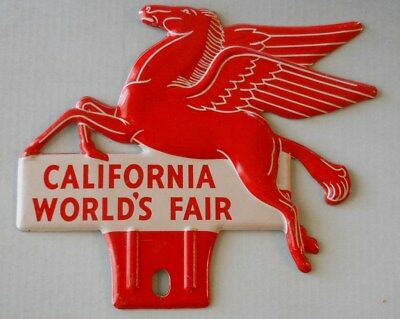 Vintage California World's Fair Pegasus Topper - Ad - Booklet