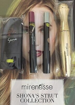 Mirenesse Eye Smoothing Primer , Contour Stick, Eye & Lip Stick NEW