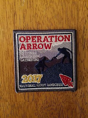 2017 Operation Arrow National Leadership Gathering Patch - Only 200 Made