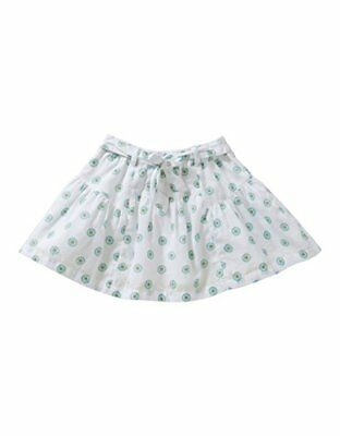 Oilily Snoozy skirt-Falda Niños    Weiß (Light Blue 63) 24 meses