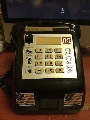 Coin operated telephone