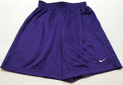 Basketball Athletic Short, Purple Color,  For Youth By Nike