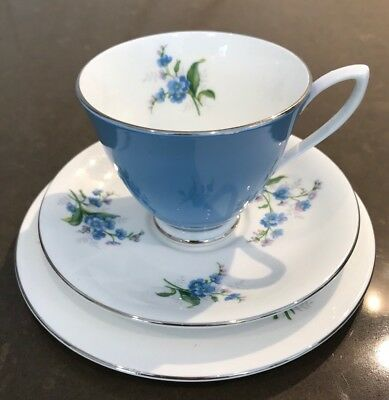 Royal Albert Teacup Trio