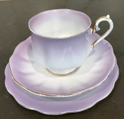 Royal Albert Teacup, Saucer And Plate Trio