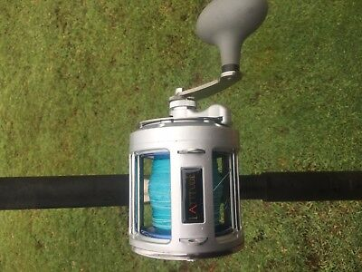 """Fishing Rod and Reel Combo Latitude SDT15 8 Bearing System with 6'6"""" Torsion Rod"""