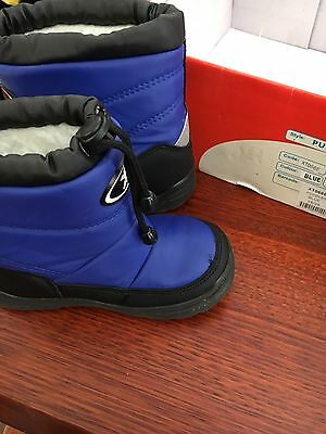 Child's Ski Snow Boots UK 11.5 US 12