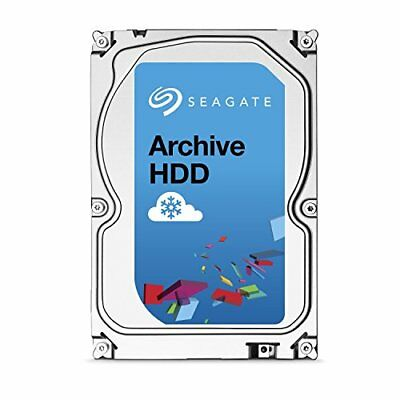 Seagate ST6000AS0002 - Disco duro interno (HDD de 6 TB, SATA, interfaz serial a
