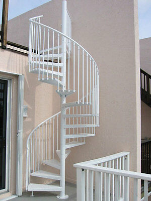 Spiral Staircase Stairs  ... LOFT  SERIES..... BRAND NEW ....Can Deliver