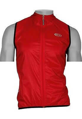 Cape Vest Northwave Mod.Sid Vest Red Colour