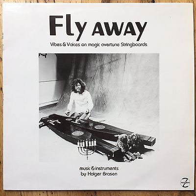 Holger Brasen – Fly Away Vibes & Voices On Magic Overtune Stringboards LP