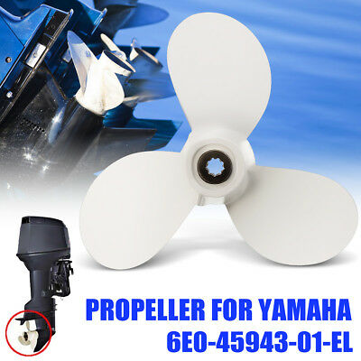 Propeller Für Yamaha Outboard Engine Part 7 1/2 X 7-BA #6E0-45943-01-EL