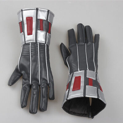 Cosplay Ant-Man Gloves Halloween Carnival Cosplay Accessories Right-hand Gloves