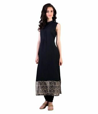 Indian Bollywood Style Kurtis Made From Pure Cotton Best Fitting All Size-68