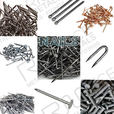 Masonry Nails Clout Nails Copper COPPER CLOUT ROOFING NAILS TREE STUMP REMOVAL