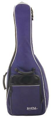Classical Guitar Acoustic Guitar Gigbag Case Transport Bag Size 3/4 And 7/8 Blue