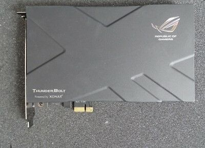 Thunderbolt Sound/LAN PCI-X