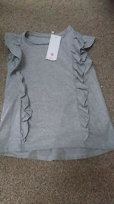 Gorgeous Girls T-Shirt, 5-6 Years, Perfect For Christmas, F&F *Brand New*
