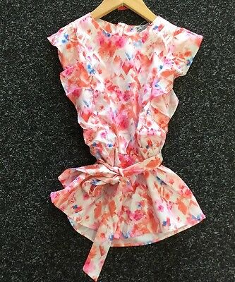 Mayoral Multicoloured Playsuit In Age 5 Years BNWT