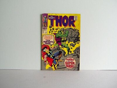 THOR #142 1967 Scourge of the Super'Skrull