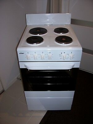 *hardly Used* Chef Electric 540Mm Wide  Stove Grill Fan Forced Oven Vgc.
