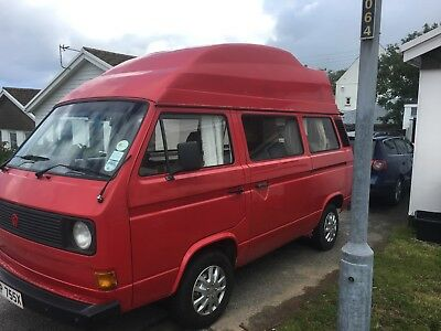 VW T25 air cooled hightop