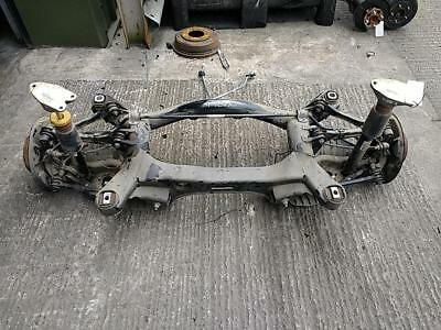 2014 BMW 1 SERIES F21 2.0 Diesel Hatch Rear Suspension & Subframe Assembly 879