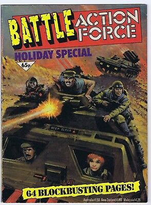 Battle Action Force Holiday Special 1986