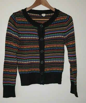 Cute H&M wool blend vintage style classic cardigan (10) 556