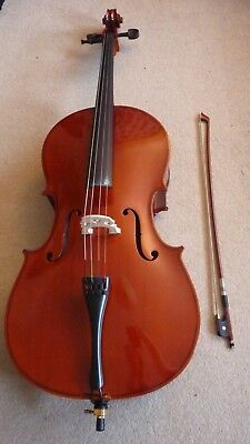 3/4 size Cello and Accessories