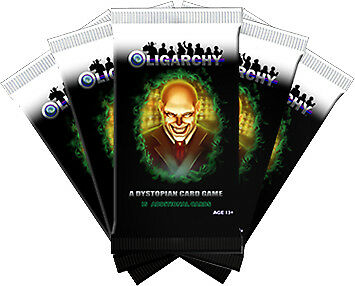 Oligarchy Booster packs