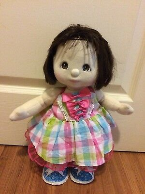 Pre-owned Vintage My Child Doll Mattel Inc. 1985