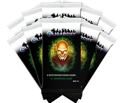 10 Oligarchy Booster packs