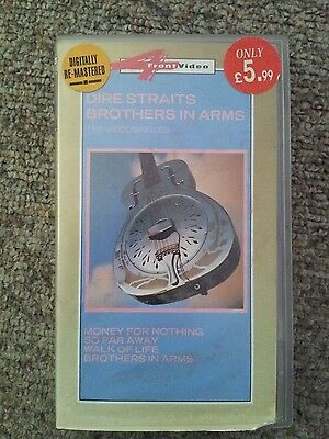 Brothers In Arms - The Videosingles (VHS/DM, 1991)