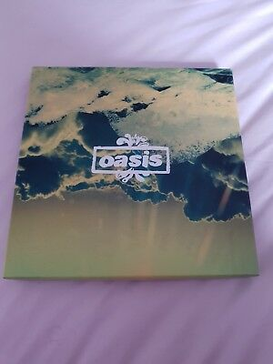 "Oasis - Dig Out Your Soul 3x 7"" single Vinyl Boxset ***RARE***"