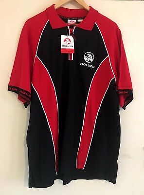 BNWT 2003 Holden Official Merchandise Polo Shirt size XXL by PROSTAR Cotton