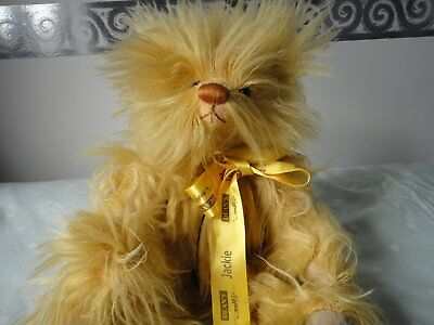 Deans Bear Jackie No 11 Of Only 40 Made