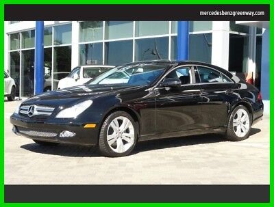 2009 Mercedes-Benz CLS-Class 5.5L 2009 5.5L Used 5.5L V8 32V Automatic Rear Wheel Drive Coupe Premium