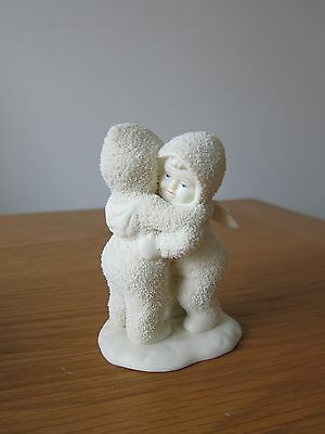 Snowbabies 'I Need A Hug' Retired 2003 Mint Condition in Original Packaging