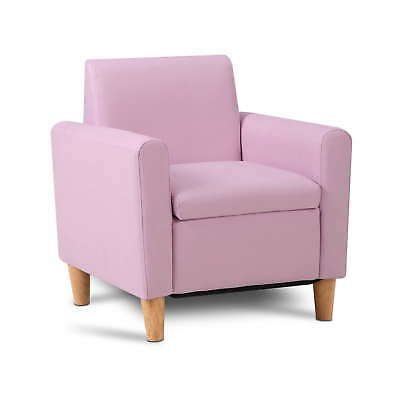 Awesome Kids Single Couch - Pink