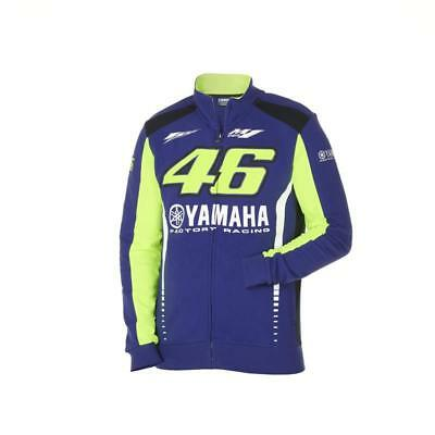 Valentino Rossi VR46 Moto GP M1 Yamaha Racing Sweat Jacket Official 2017