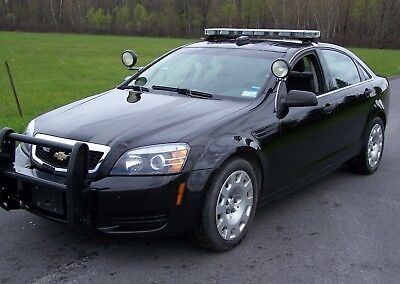2012 Chevrolet Caprice  2012 Chevrolet Caprice Police Car PPV Chevy - Only 68,000 miles